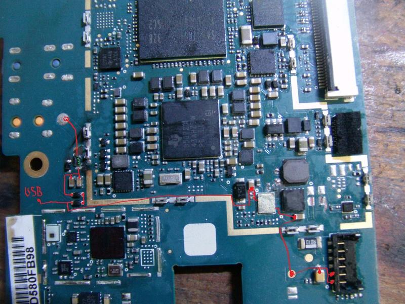 TR10CS1 Carga USB-JACK Tr10cs10