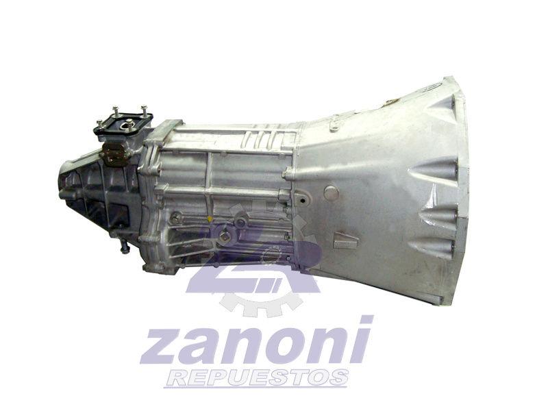 Câmbio FSO 2505A (S10) no Opala Eaton-10