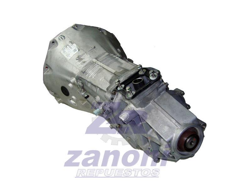 Câmbio FSO 2505A (S10) no Opala Eaton-12