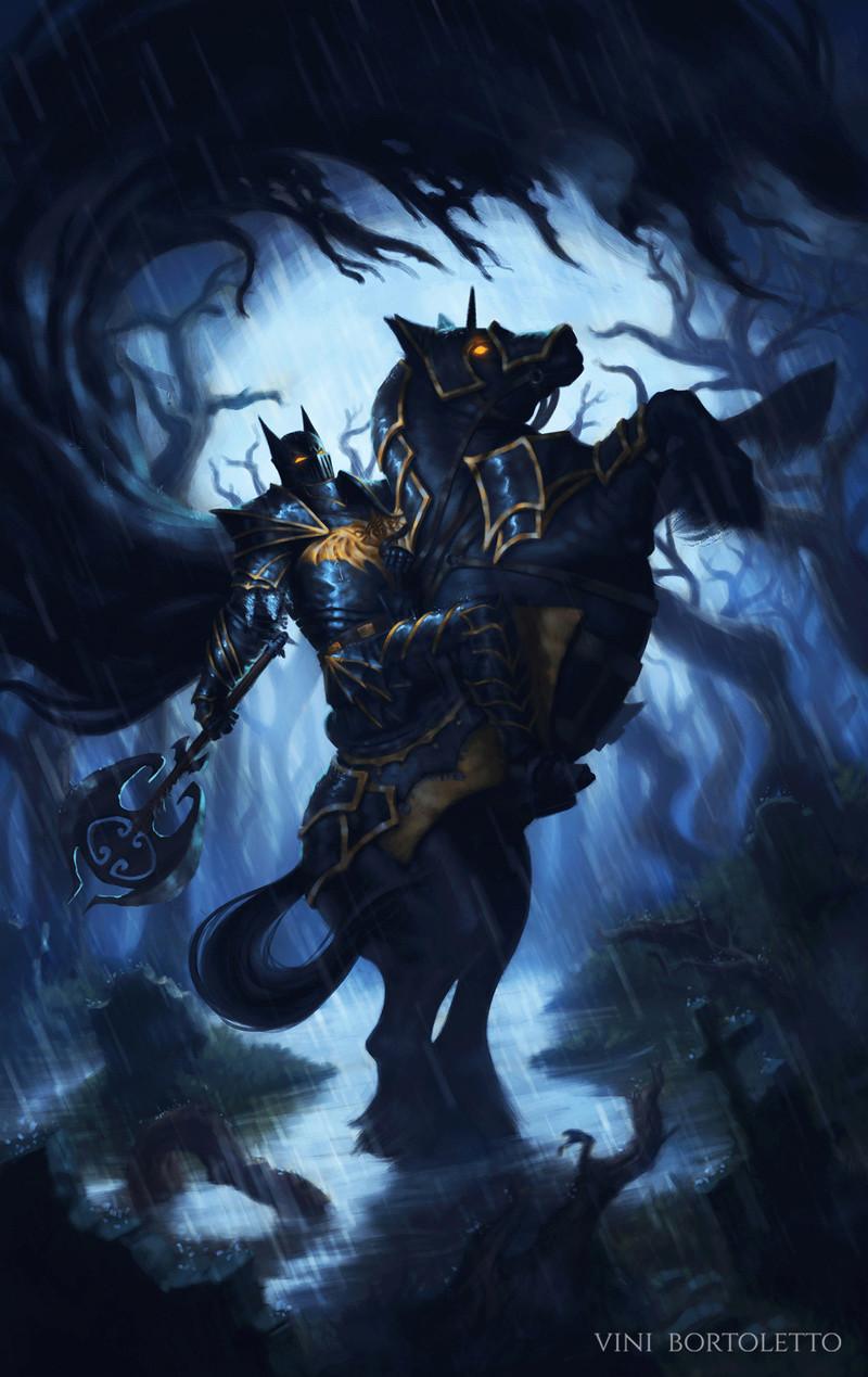 Ilustrações Fantasy Dark_k10
