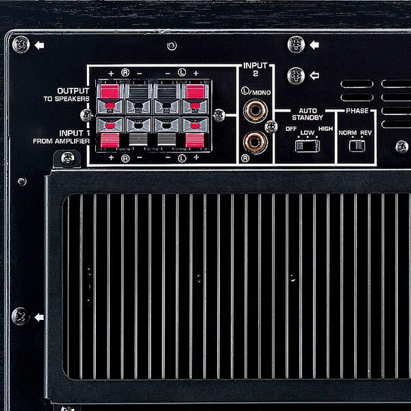 Riparare vecchi diffusori con nuovi Woofer e Tweeter - Pagina 2 Yamaha11