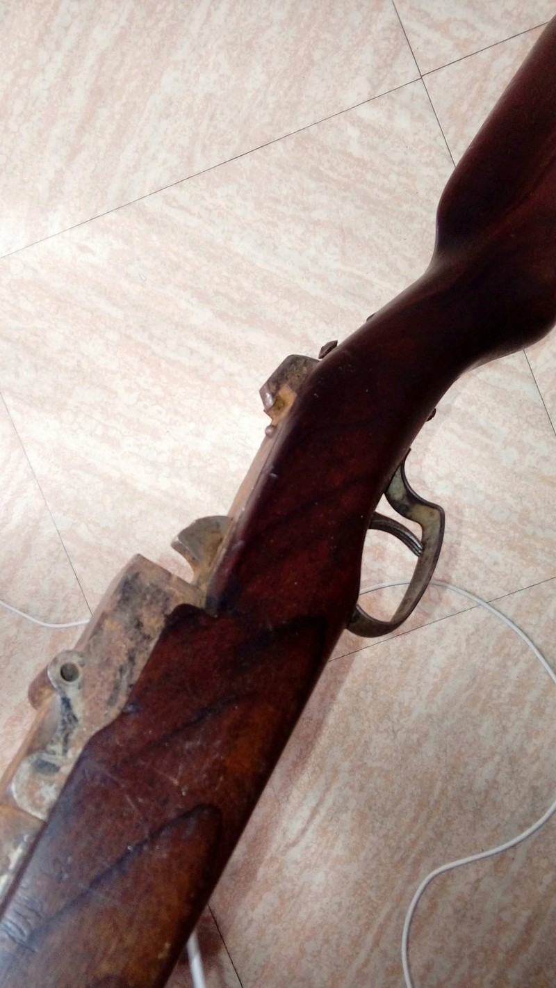 Piece carabine 19551610