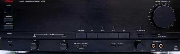 Nuovo amplificatore ...ritorno al futuro? Luxman10