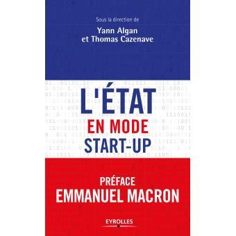 L'Etat en mode Start-Up : l'abécédaire Macronien L-etat10