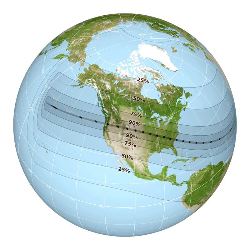 Eclipse solaire aux USA ce 21 aout 2017  Globe_10