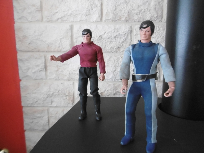 2 mannequins Mattel P1000313
