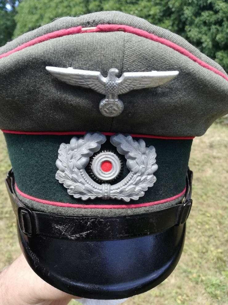 authentification casquette allemande Part_110