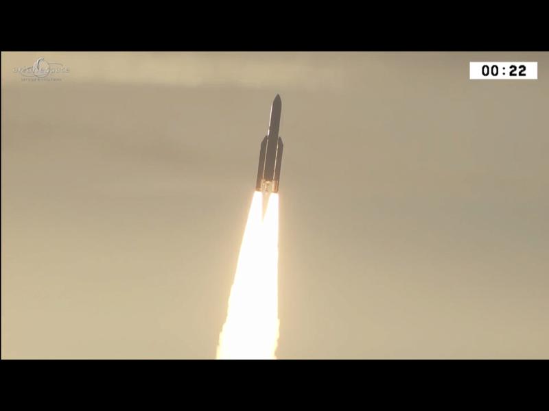 Ariane 5 VA238 (Hellas-Sat 3 / GSAT 17) - 28.06.2017  [Succès] - Page 2 Img_0013