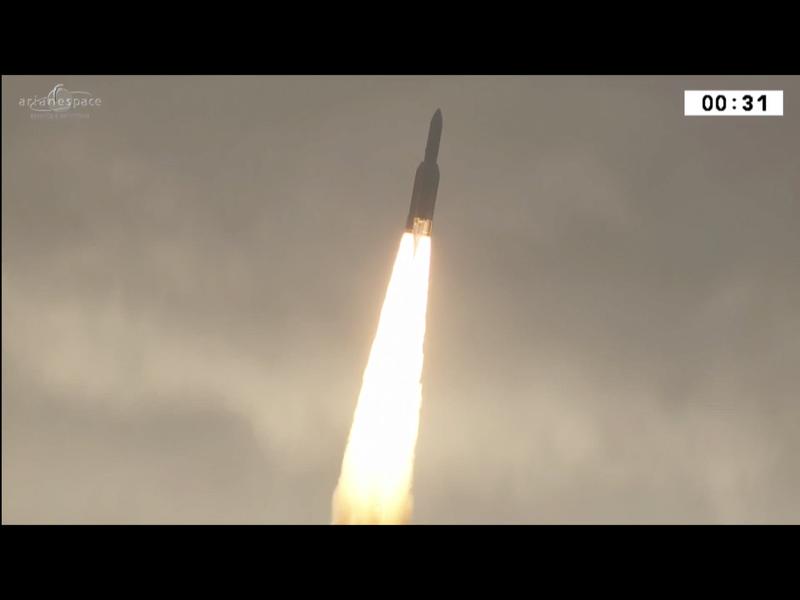 Ariane 5 VA238 (Hellas-Sat 3 / GSAT 17) - 28.06.2017  [Succès] - Page 2 Img_0015