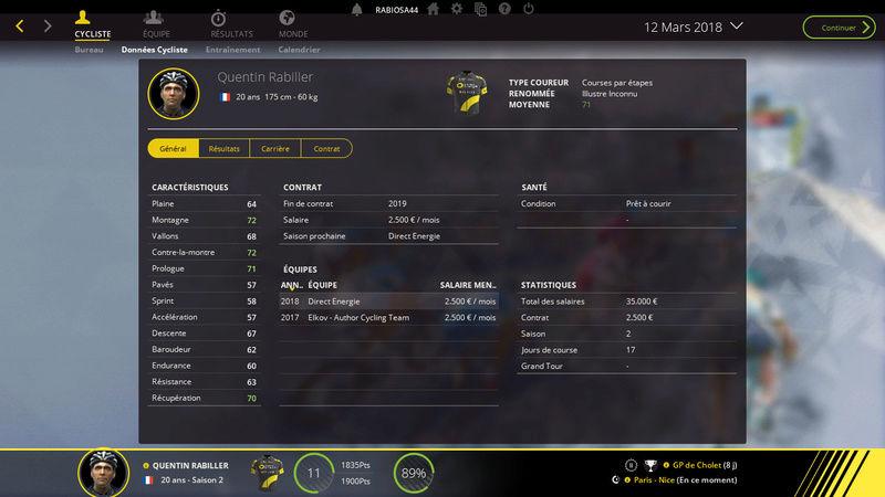 Mode Pro Cyclist Pcm00010