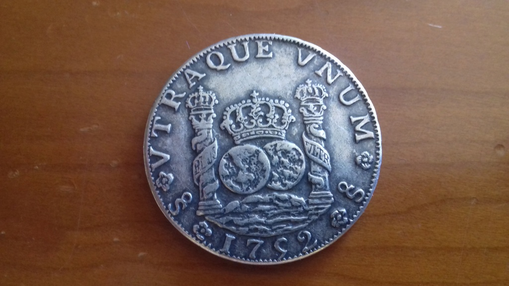 8 reales fernando VI 20170615
