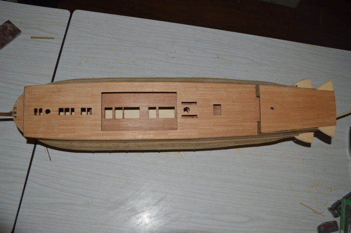 H.M.S Victory 1:98 Mantua Model Dsc_0412