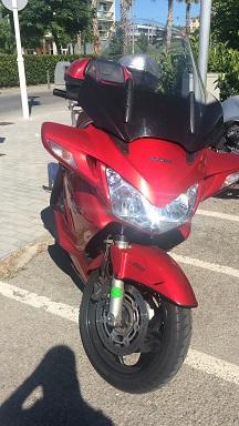 VENDIDA!!!!Se vende Paneuropean ST 1300 ABS Img_8922