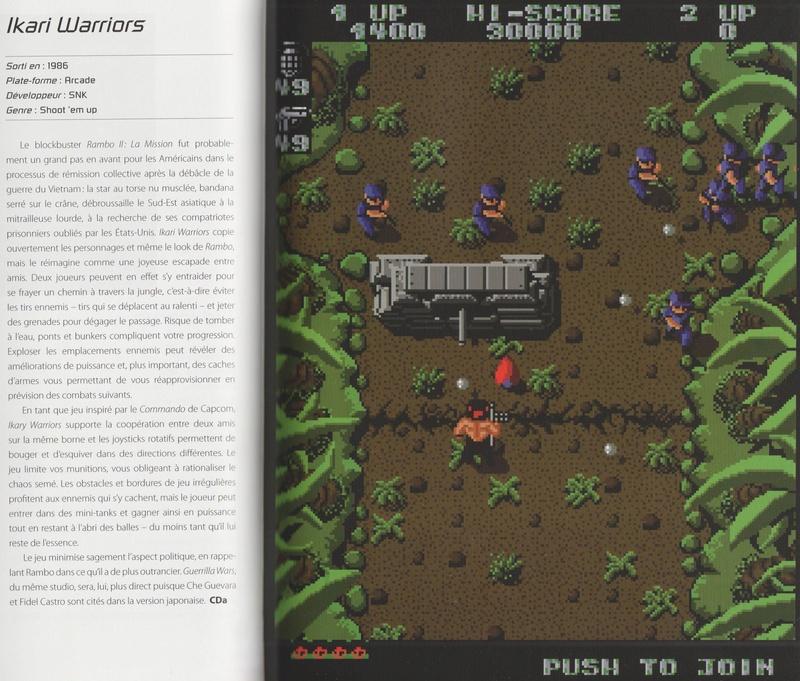 """""""Les 1001 Jeux Vidéo auxquels il faut avoir joué dans sa vie"""" - Articles sur les jeux SNK et Neo-Geo Image_12"""