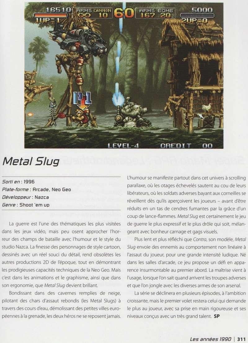 """""""Les 1001 Jeux Vidéo auxquels il faut avoir joué dans sa vie"""" - Articles sur les jeux SNK et Neo-Geo Image_13"""