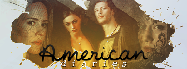 The American Diaries
