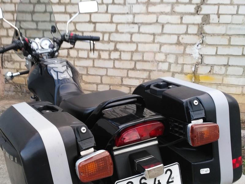 Мой Витька:) Suzuki VX800 - Страница 2 Img_2014