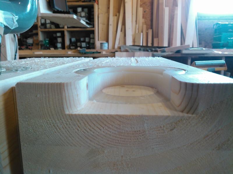 Conception CNC pour atelier - Page 9 Kimg0318