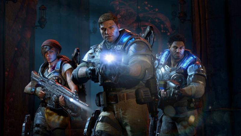 O que é Unreal Engine? Gears-10