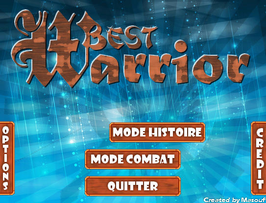 Best Warrior 00810