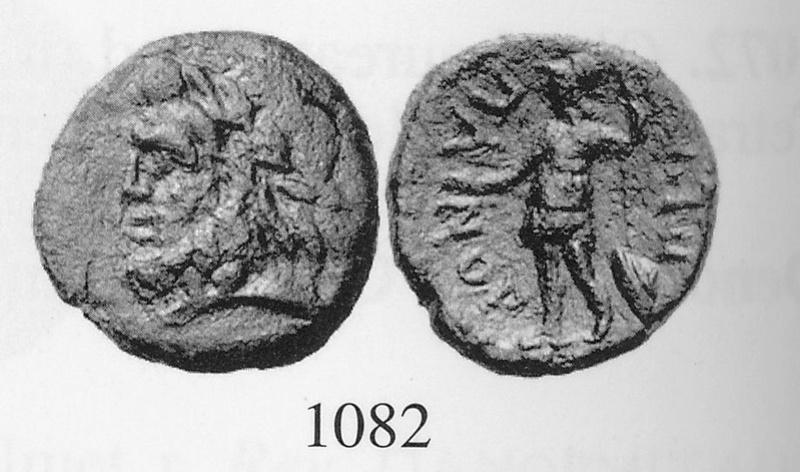Bronce de Panormos en Sicilia. Panorm10