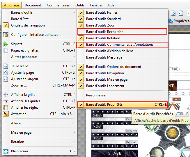 Tutoriel pour PDF X-Change Viewer Image210