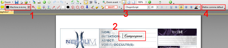 Tutoriel pour PDF X-Change Viewer Image410