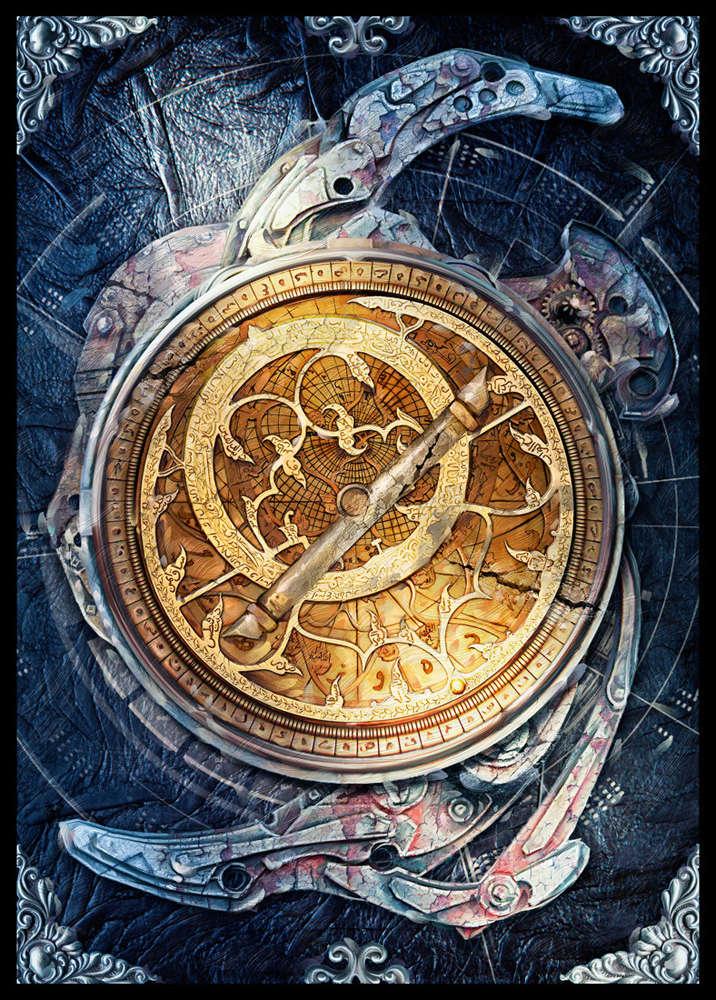 Matériel pour Néphilim 3eme Edition Livret10