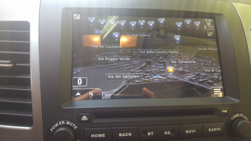 Autoradio - autoradio con schermo.........VENDUTA!! 20170612
