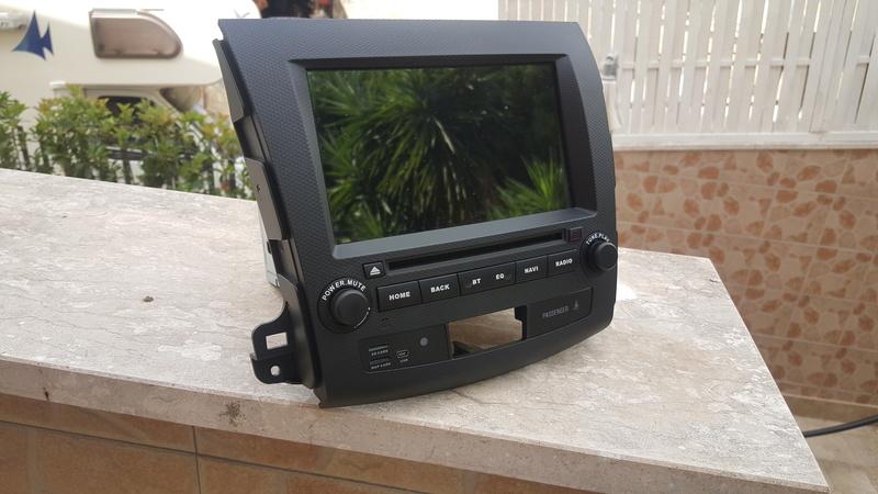 Autoradio - autoradio con schermo.........VENDUTA!! 20170619