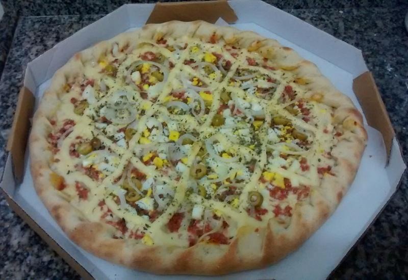 A boa pizza deve seduzir os olhos. Como tornar nossas pizzas irresistíveis? Img_2034