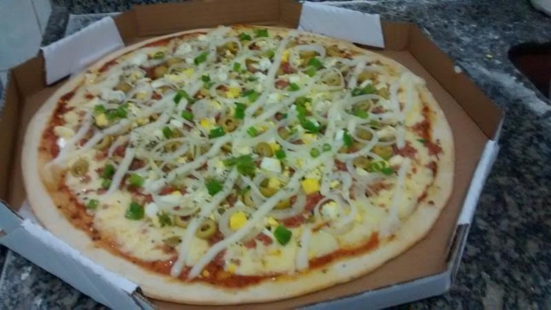A boa pizza deve seduzir os olhos. Como tornar nossas pizzas irresistíveis? Img_2038