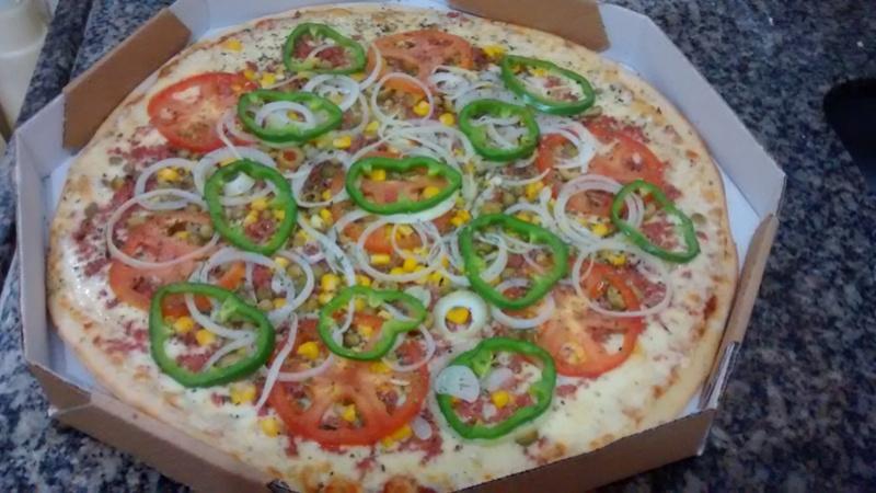 A boa pizza deve seduzir os olhos. Como tornar nossas pizzas irresistíveis? Img_2039