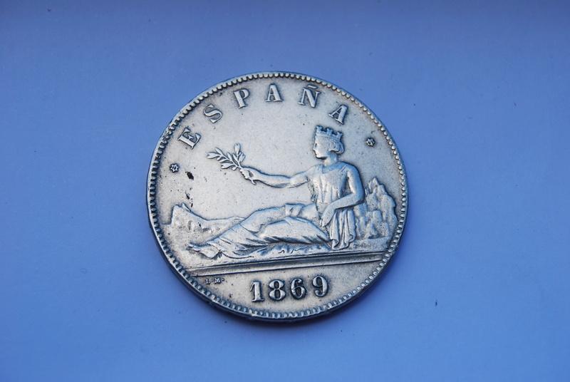 5 PESETAS 1869 (puede ser que sea real) Anvers10