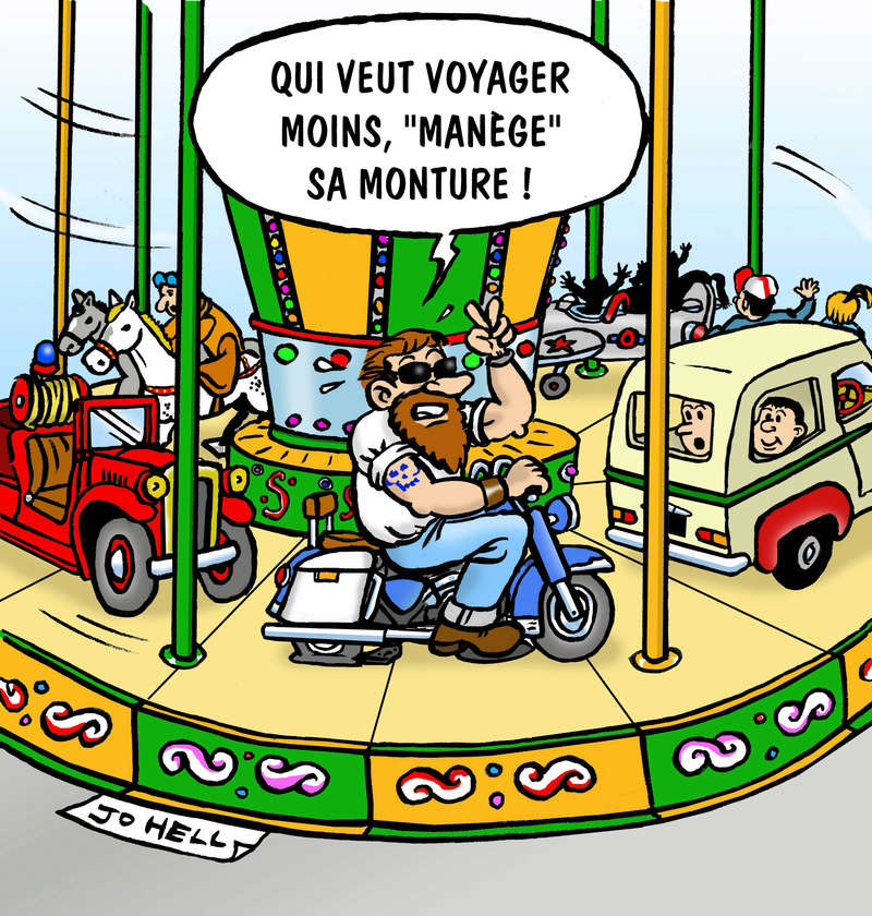 LE DESSIN DE JO - Page 3 Manege10