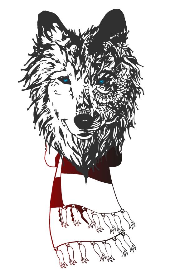 El Lobo protector, Shaka Shaka10