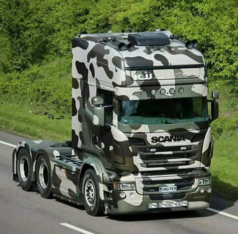 Scania R470 ( mi Primer camión) A1a58210