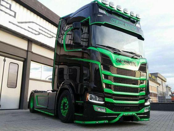 Scania R470 ( mi Primer camión) C393a010