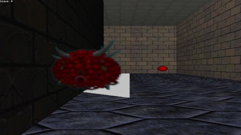 como desenhar 1 enimigo em 3D? Draw_e10