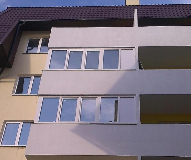Теплые Балконы и Лоджии Balkon10