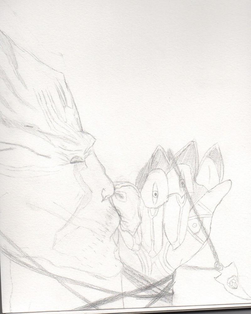 Iron Bull de Dragon age Inquisition Img_2410