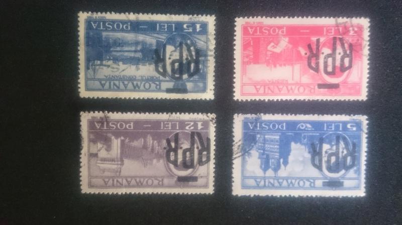 Briefmarken -  Bitte um Mithilfe Bewertung / Wert Rumänische Briefmarken Dsc_0025
