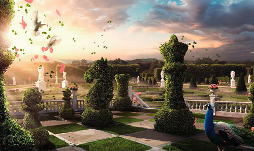 Jardines & áreas verdes Jardin10