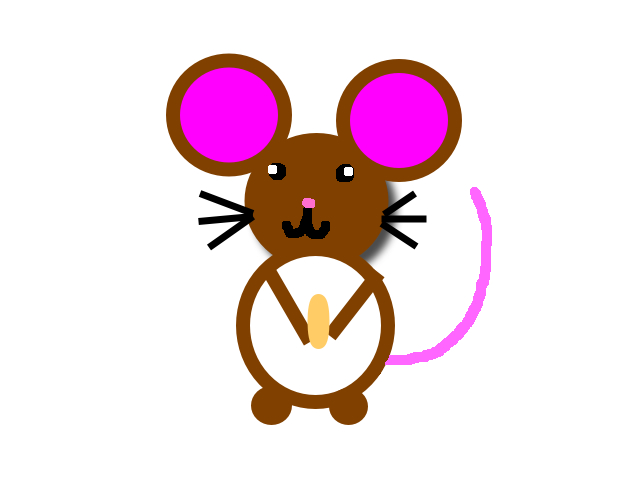 Mouse Drawing Mouse_10