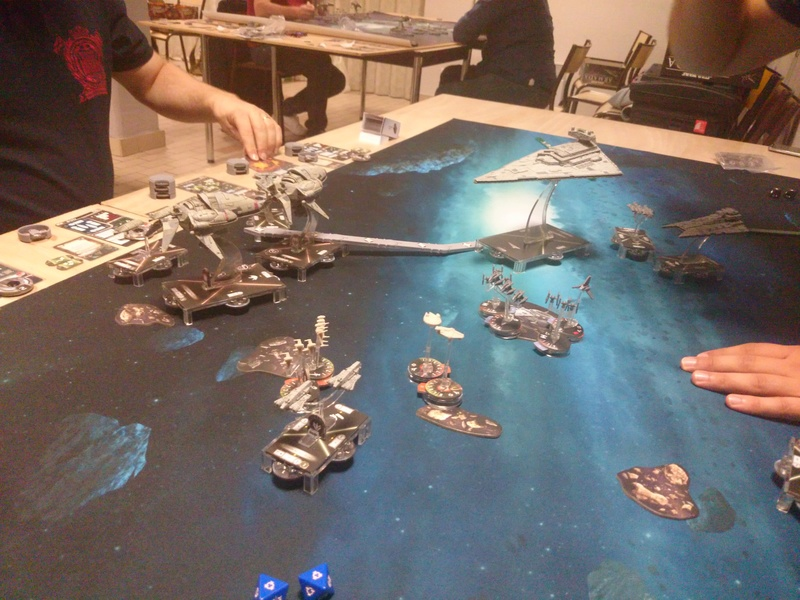 Conflit corellyon II : bataille pour le Secteur corellien Dsc_0713