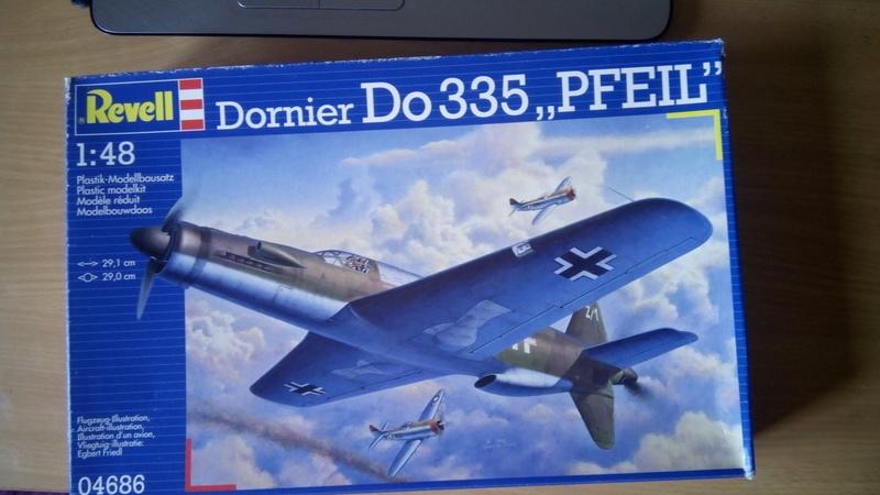 """Обзор Dornier Do.335 """"Pheil"""" A-1/A-12(Revell) Img_2010"""