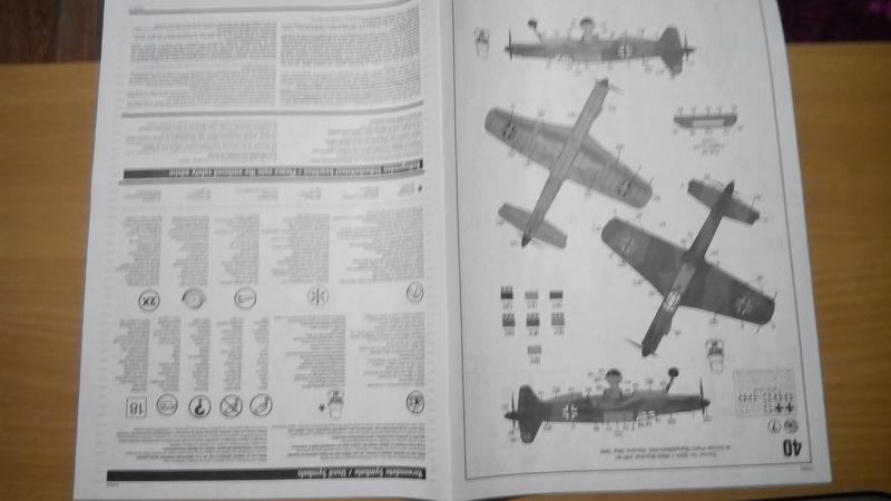 """Обзор Dornier Do.335 """"Pheil"""" A-1/A-12(Revell) Img_2014"""