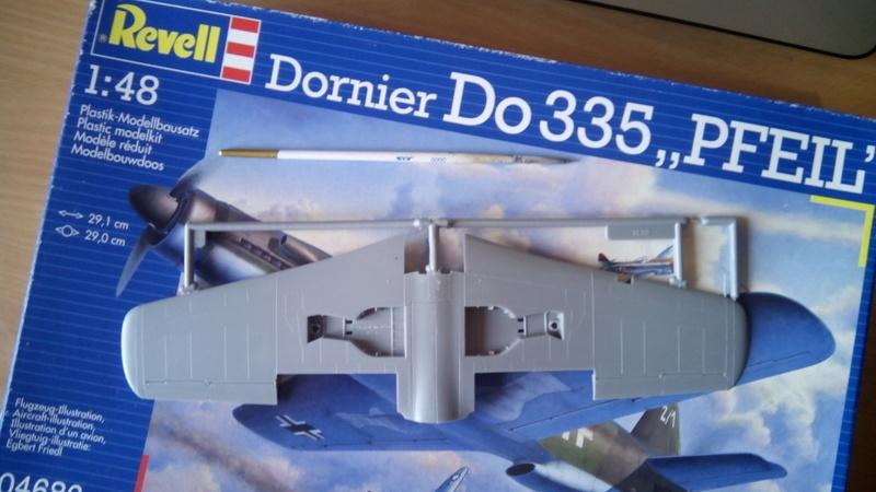 """Обзор Dornier Do.335 """"Pheil"""" A-1/A-12(Revell) Img_2019"""