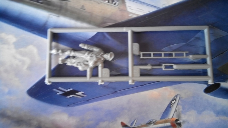 """Обзор Dornier Do.335 """"Pheil"""" A-1/A-12(Revell) Img_2030"""