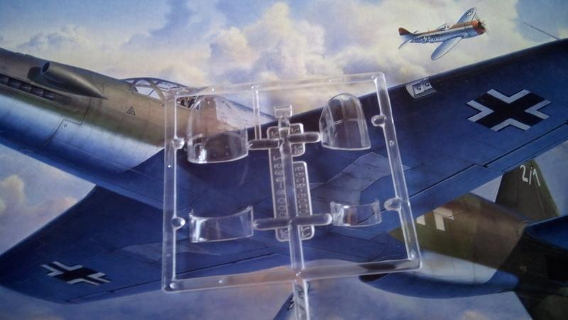 """Обзор Dornier Do.335 """"Pheil"""" A-1/A-12(Revell) Img_2032"""